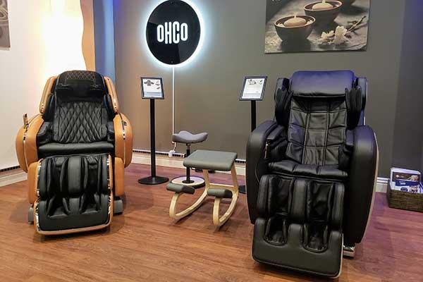 로스 앤젤레스 캘리포니아에서 판매를위한 OHCO 마사지 의자